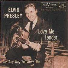 Love Me Tender by Elvis Presley Kalimba Tab