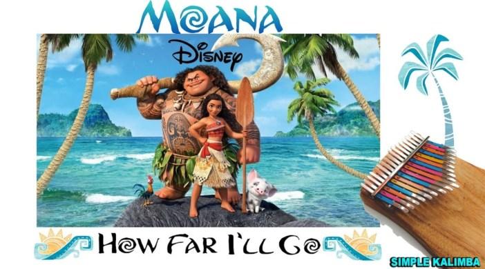 How Far I'll Go - Auli'i Cravalho - Disney's Moana Ost
