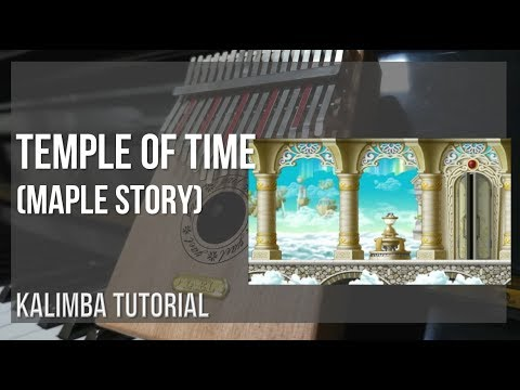 Temple of Time (Maple Story) - Studio EIM