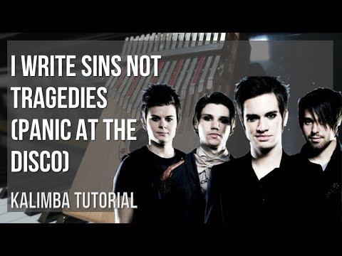 I Write Sins Not Tragedies - Panic At The Disco