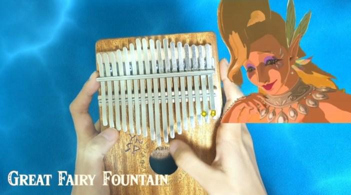 Fairy Fountain - The Legend of Zelda
