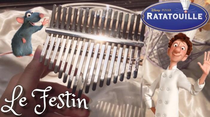 Le Festin - Disney's Ratatouille