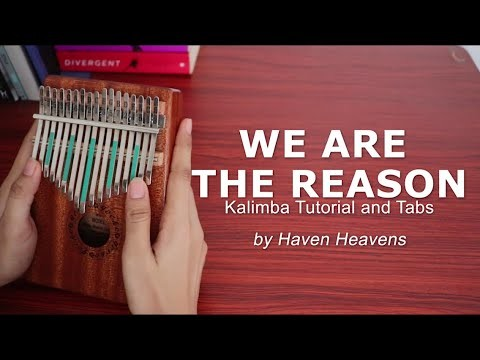 We Are The Reason - Avalon