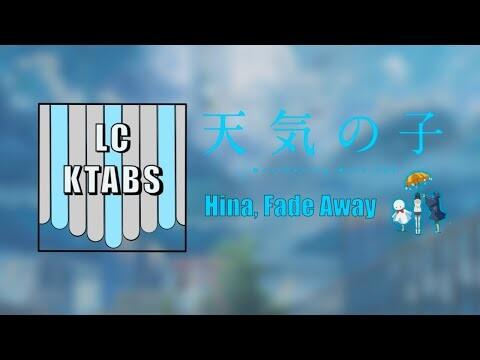 Hina Fading Away - RADWIMPS