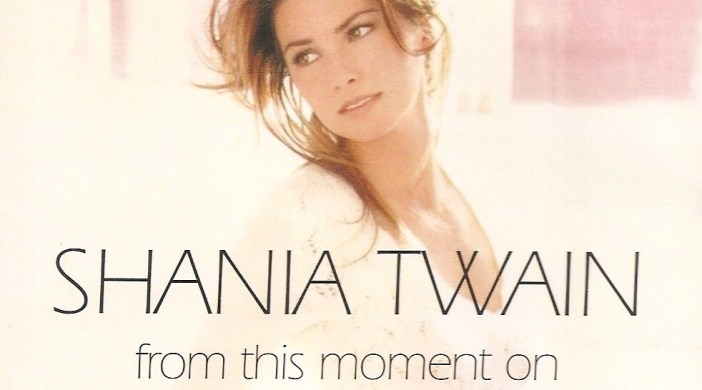 Shania Twain - From This Moment On (Notes)