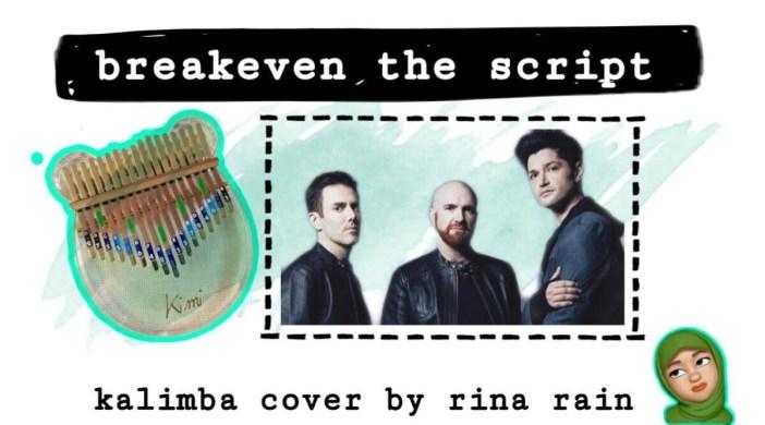 Breakeven (Fallin to Pieces) - The Script