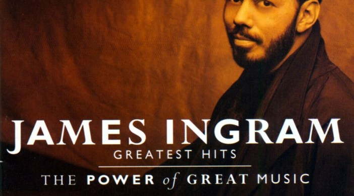 Just Once by James Ingram (Easy)