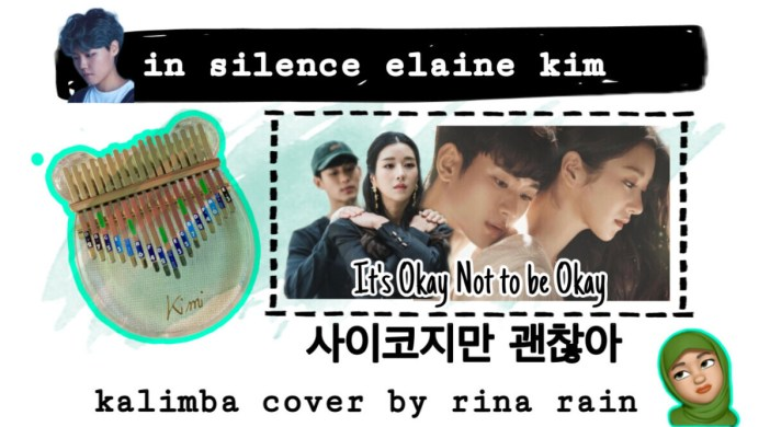 In Silence Elaine Kim It's Okay Not to be Okay OST Phycho But It's Okay