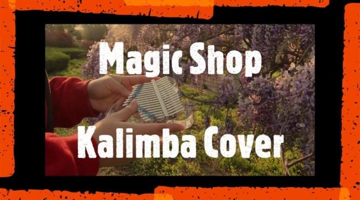 Magic Shop by BTS