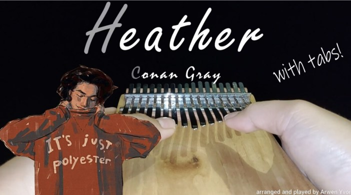 Heather by Conan Gray