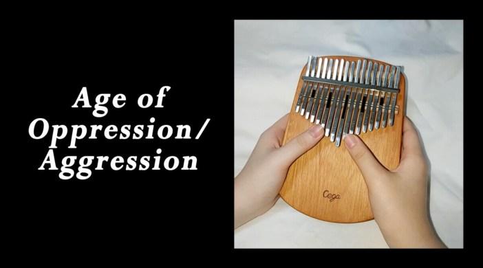Age of Aggression/Oppression - Skyrim