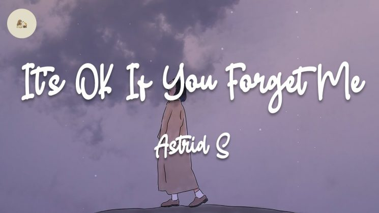 It´s Ok If You Forget Me By Astrid S Kalimba Tabs