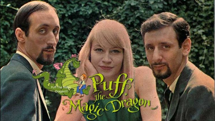 Puff The Magic Dragon By Peter, Paul And Mary Kalimba Tabs