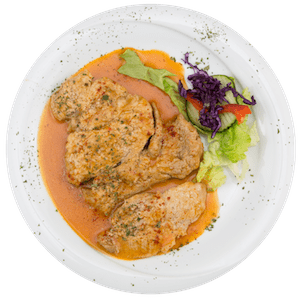Naravni odrezak od piletine