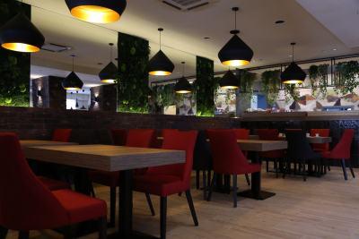 Interijer Restorana Kalimero