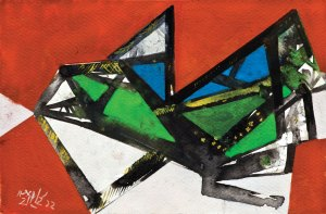 2.Ganesh-Haloi_Untitled_Gouache-on-paper_6.75-x-10.5in_2012