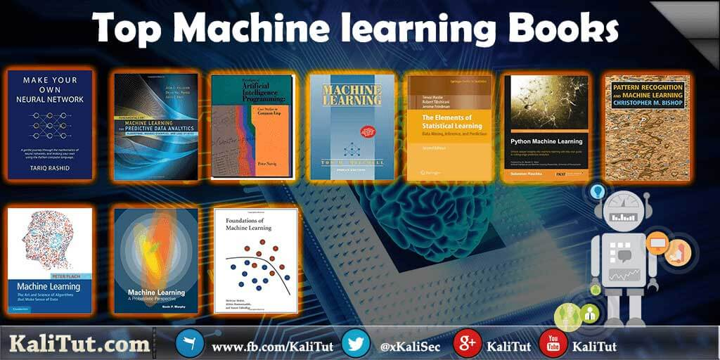 best machine learning books