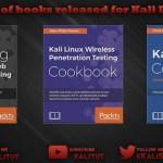 Good Kali Linux Books