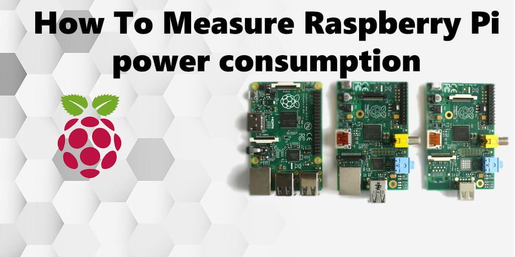 Measure Raspberry Pi power