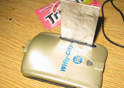 How to cool down my wifi card