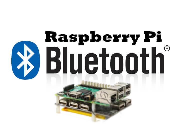 Raspberry Pi Bluetooth