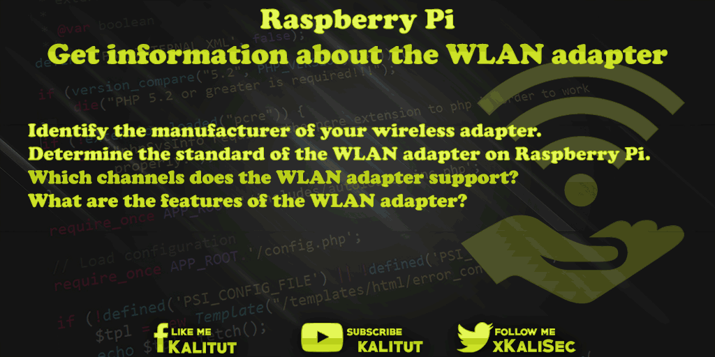 information about wifi adapter