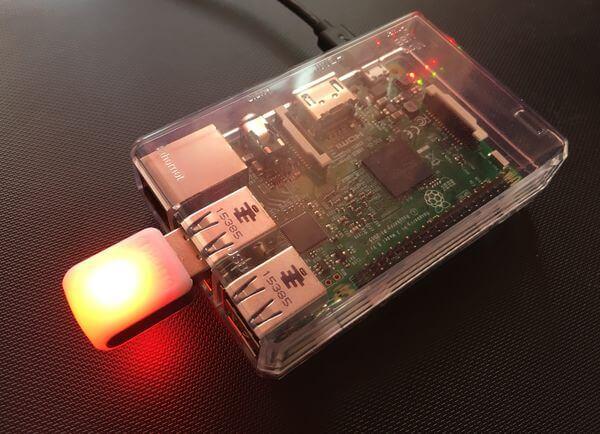 USB LED flashing (1)