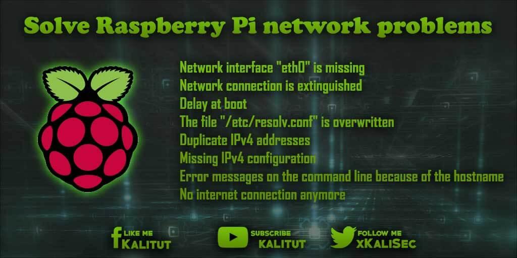 Raspberry Pi network problem