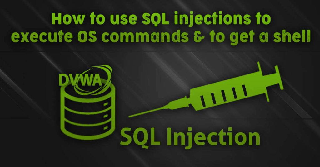 SQL injections