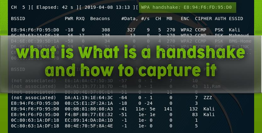 what is Handshake