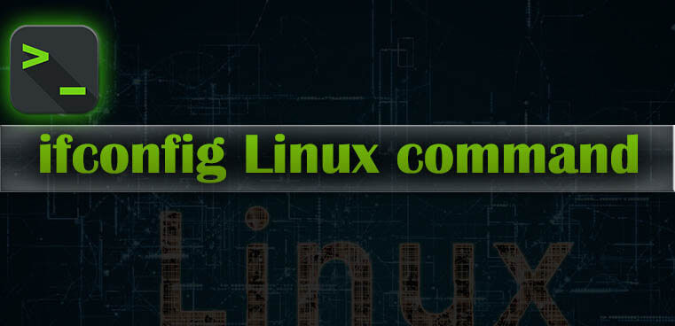 ifconfig command