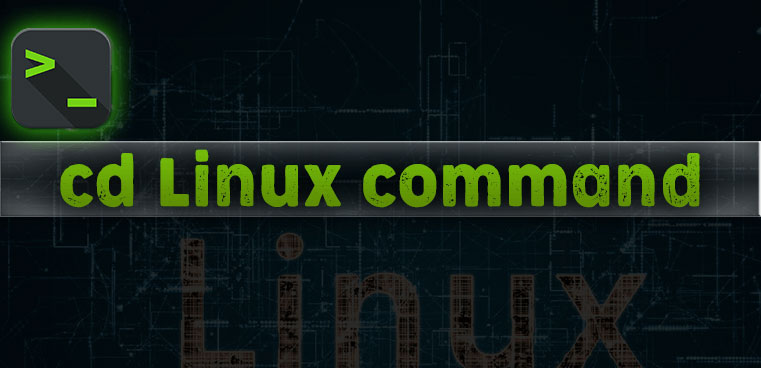 linux cd command