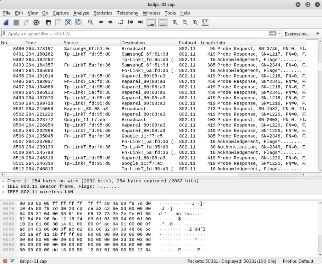 wireshark decrypt traffic