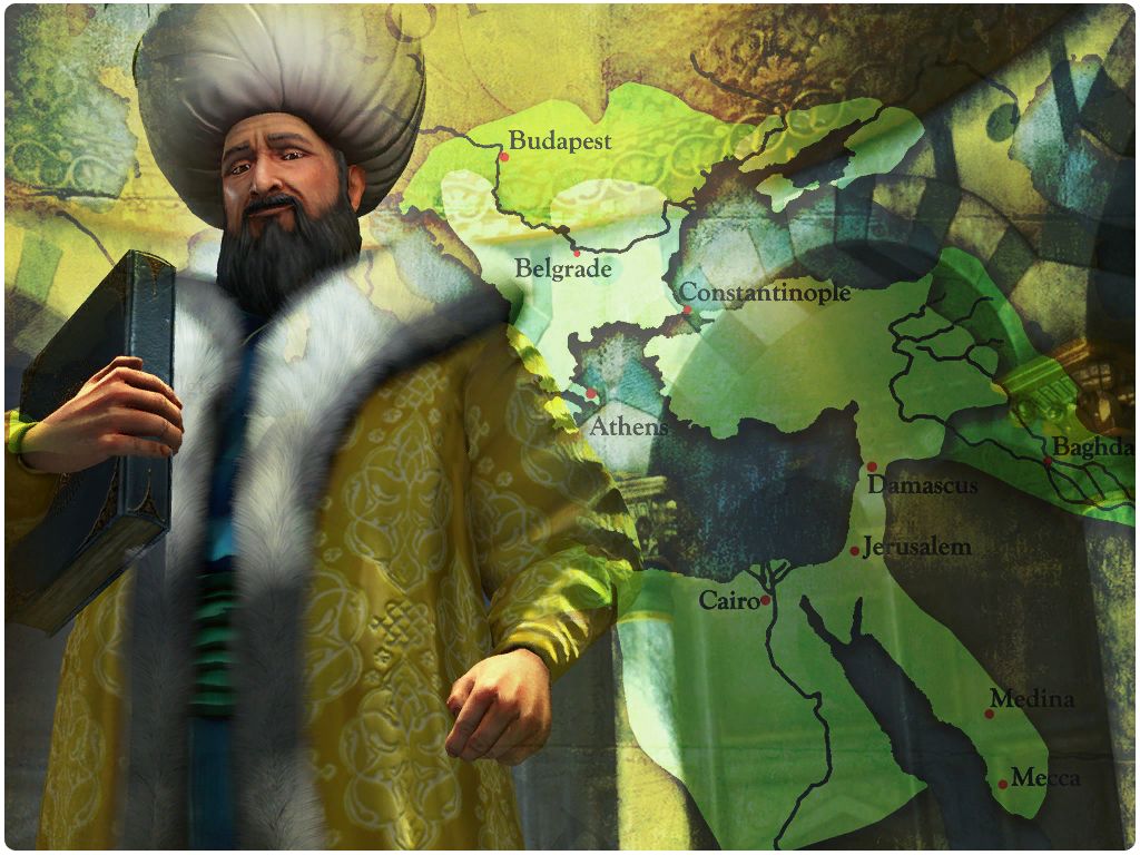 Civilization 5 Suleiman