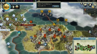 Civilization 5 Rise of the Mongols Constantinople captured