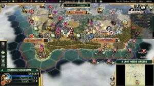 Civilization 5 Scramble for Africa Boers Deity Capture Cape Town
