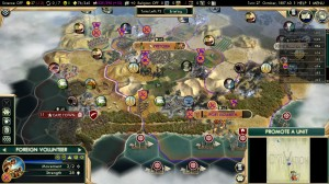 Civilization 5 Scramble for Africa Boers Deity Capture Port Elizabeth