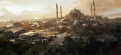 Civilization 5 Wonder - Hagia Sophia