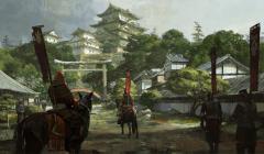 Civilization 5 Wonder - Himeji Castle