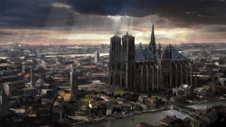 Civilization 5 Wonder - Notre Dame