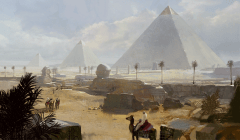 Civilization 5 Wonder - Pyramids