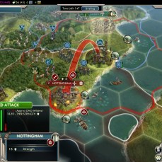 Civilization 5 Into the Renaissance Celts Deity Have cities recaptured