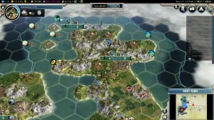 Civilization 5 Into the Renaissance Celts Deity Time Oxford University