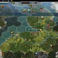 Civilization 5 Into the Renaissance Celts Deity First Steps Block English Settler