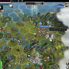 Civilization 5 Into the Renaissance Celts Emperor Conquer Protestant France