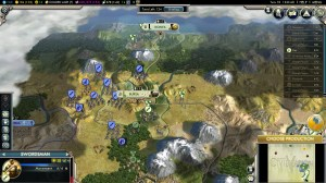 Civilization 5 Into the Renaissance Mehmet the Conqueror Byzantium offense