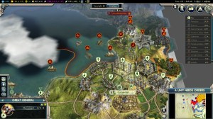 Civilization 5 Into the Renaissance Mehmet the Conqueror Mongolian threat