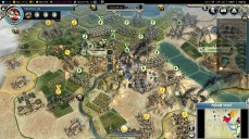 Civilization 5 Into the Renaissance Turks Deity Cairo captured