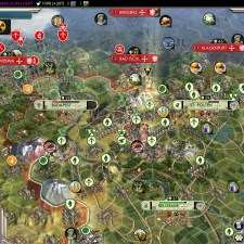 Civilization 5 Into the Renaissance Turks Deity Budapest