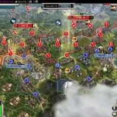 Civilization 5 Into the Renaissance Austria Deity - Shrink enemy cities